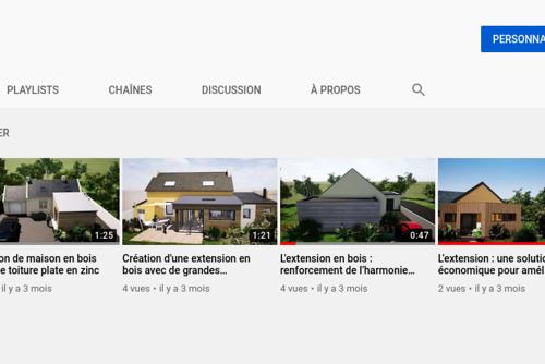 L''Habitat Sain sur Youtube !