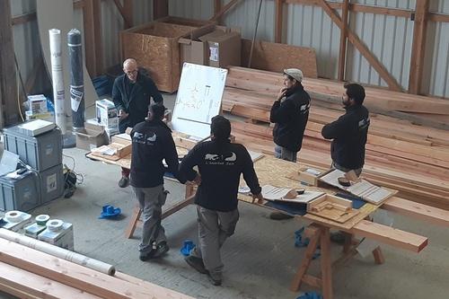 Nos équipes de professionnels pour votre Construction Bois en Côtes d''Armor (22)