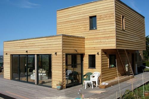 Vivre en Bretagne dans sa construction bois