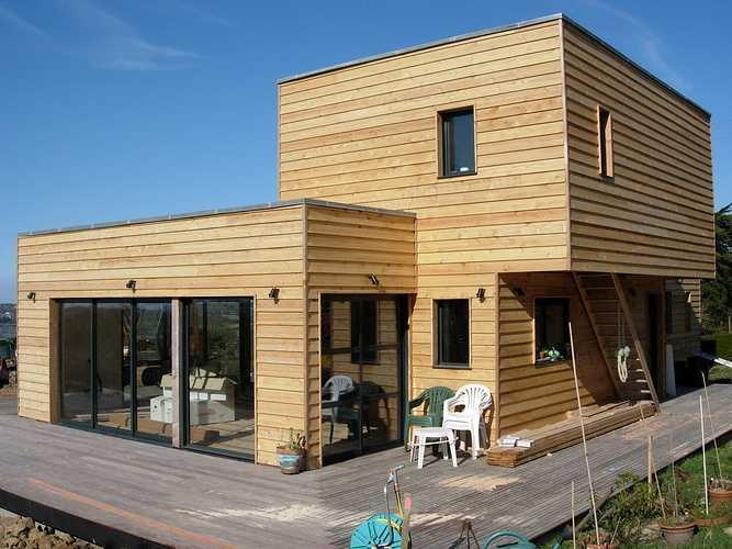 Vivre en Bretagne dans sa construction bois 0