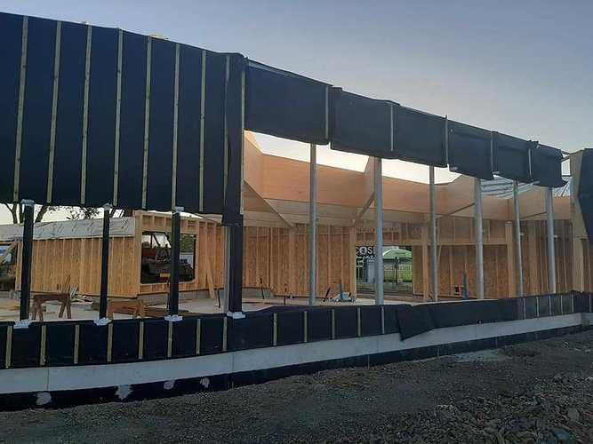 Construction de l''office de tourisme - Lanvollon 1076537571063795124018208228453111056040517n